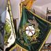 Gestickte Flaggen